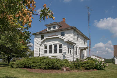 Racine Single Family Home Active Contingent With Offer: 6710 Braun Rd