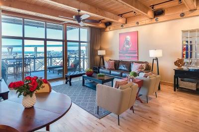 Milwaukee Condo/Townhouse Active Contingent With Offer: 541 E Erie St #414