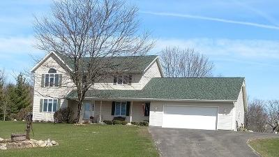 Fort Atkinson WI Single Family Home Active Contingent With Offer: $410,000