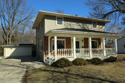 Menomonee Falls Single Family Home Active Contingent With Offer: N85w16856 Ann Ave