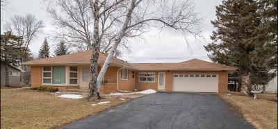 Brookfield Single Family Home Active Contingent With Offer: 12580 Birch Dr