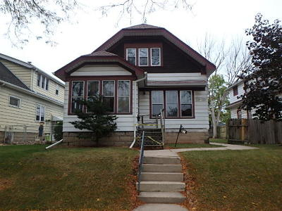 West Allis Two Family Home For Sale: 1560 S 59th St