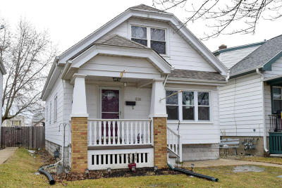 West Allis Single Family Home Active Contingent With Offer: 2108 S 61 St