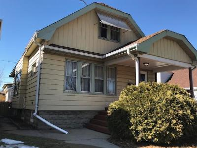 West Allis Single Family Home Active Contingent With Offer: 2041 S 72nd St