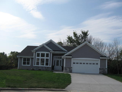 Greenfield Single Family Home For Sale: 6114 S 39th St