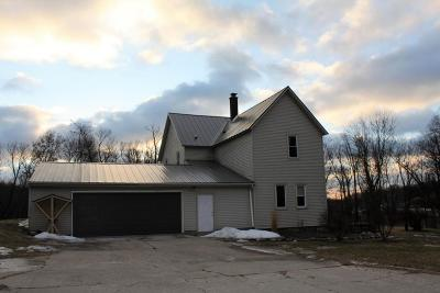 Kewaskum Single Family Home For Sale: 1730 Scenic Dr