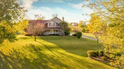 Waukesha Single Family Home Active Contingent With Offer: W290s2645 County Road Dt