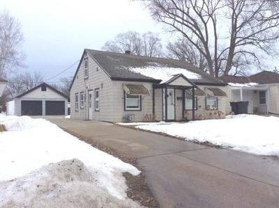 West Allis Single Family Home Active Contingent With Offer: 940 S 104th St