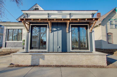 Cedarburg Single Family Home Active Contingent With Offer: N50w5674 Portland Rd
