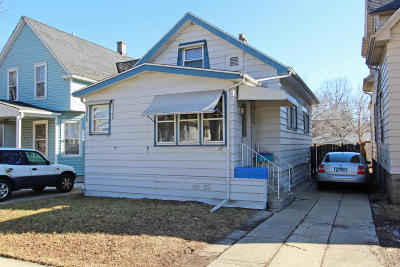 West Allis Single Family Home For Sale: 1120 S 62nd St