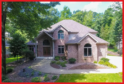 Jefferson County Single Family Home Active Contingent With Offer: N6573 Shorewood Hills Rd