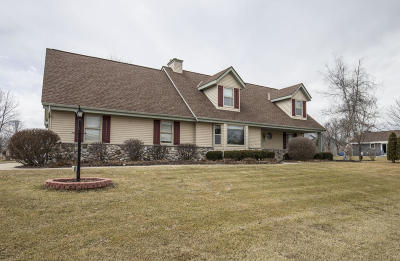 Germantown Single Family Home Active Contingent With Offer: W145n10515 Heritage Hills Pkwy