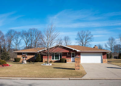 Germantown Single Family Home Active Contingent With Offer: N97w16746 Chippewa Dr