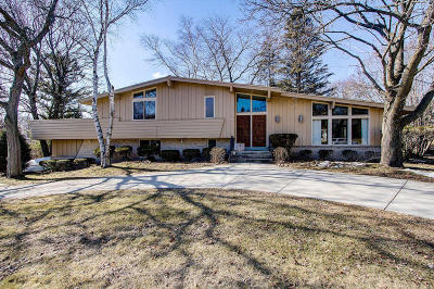Greendale WI Single Family Home Active Contingent With Offer: $360,000