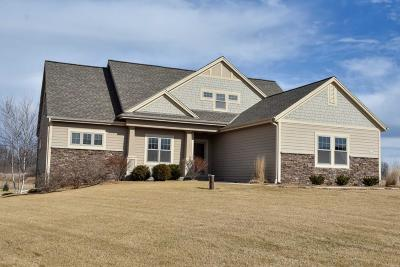 Grafton Single Family Home Active Contingent With Offer: 1126 Whitewater Ct