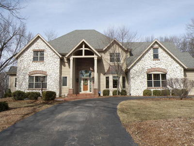 Brookfield Single Family Home For Sale: 17340 Saint James Rd