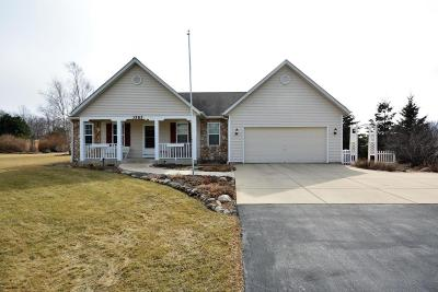 Oak Creek Single Family Home Active Contingent With Offer: 3585 E Elm Rd