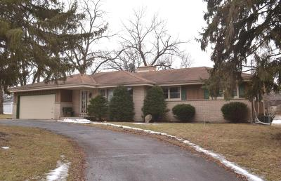 Brookfield Single Family Home Active Contingent With Offer: 18725 Milwaukee Ave