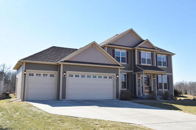 Sussex Single Family Home Active Contingent With Offer: N78w23027 N Coldwater Cir