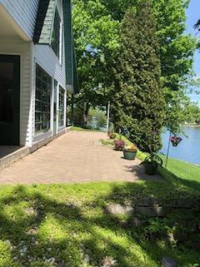 Whitewater Single Family Home For Sale: N7272 Krahn Dr