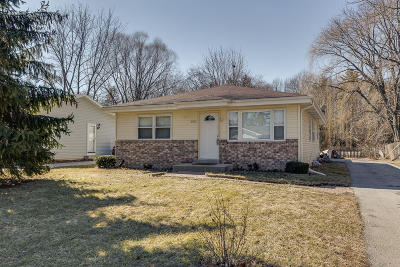 Pleasant Prairie Single Family Home Active Contingent With Offer: 9312 11th Ave