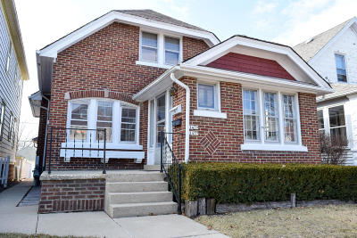 West Allis Two Family Home Active Contingent With Offer: 1437 S 56th St #1439