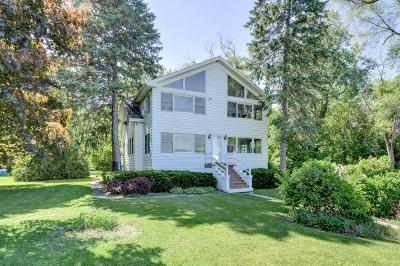 Kenosha County Single Family Home For Sale: 1202 Musial Rd