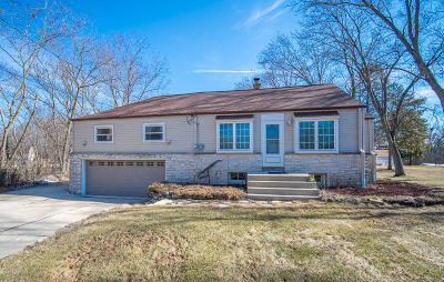 Franklin Single Family Home Active Contingent With Offer: 9128 W Saint Martins Rd