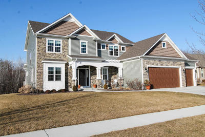 Racine County Single Family Home Active Contingent With Offer: 1456 Isabel Ln