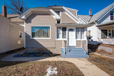 West Allis Single Family Home Active Contingent With Offer: 2037 S 76th St