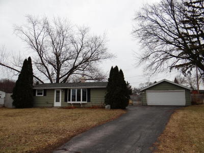 Caledonia Single Family Home Active Contingent With Offer: 9315 Jonathan Ct