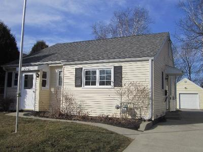 Cedarburg Single Family Home Active Contingent With Offer: N57w5586 Sunnyside #LN