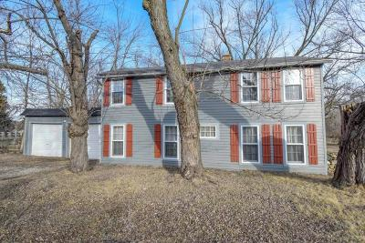 Cedarburg Single Family Home Active Contingent With Offer: 210 Green Bay Rd