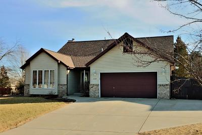 Franklin Single Family Home Active Contingent With Offer: 4109 S McGinnis Dr