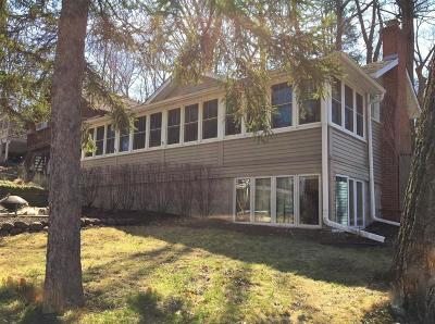 Williams Bay Single Family Home Active Contingent With Offer: 525 Wilmette Rd