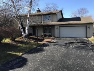 New Berlin Single Family Home Active Contingent With Offer: 4295 S Victoria Cir