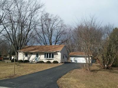 New Berlin Single Family Home Active Contingent With Offer: 15822 W Chipmunk Ln