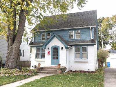Whitefish Bay Single Family Home Active Contingent With Offer: 5939 N Shoreland Ave