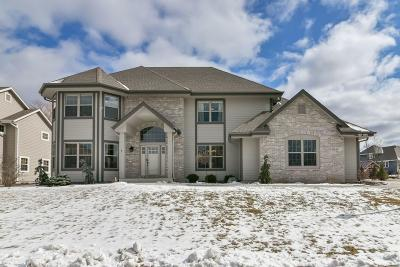 Menomonee Falls Single Family Home Active Contingent With Offer: W134n6108 Tall Oak Ct