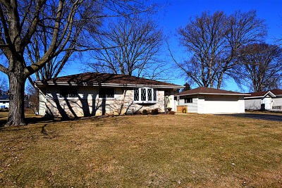 Waterford Single Family Home Active Contingent With Offer: 26720 Waubeesee Lake Dr