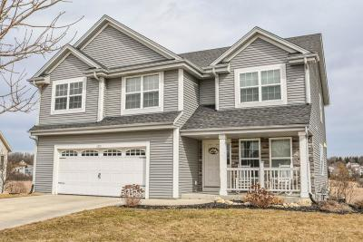 Hartford Single Family Home Active Contingent With Offer: 1070 Huron Way
