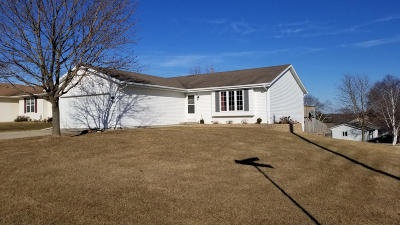 Watertown Single Family Home Active Contingent With Offer: 709 Brookstone Way
