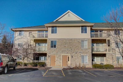 Hartland Condo/Townhouse Active Contingent With Offer: 520 Windstone Dr #101