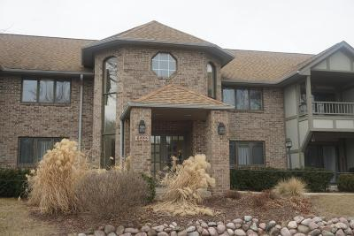 Glendale Condo/Townhouse Active Contingent With Offer: 6555 N Green Bay Ave #201