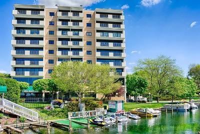 Lake Geneva Condo/Townhouse For Sale: 101 Broad St #501
