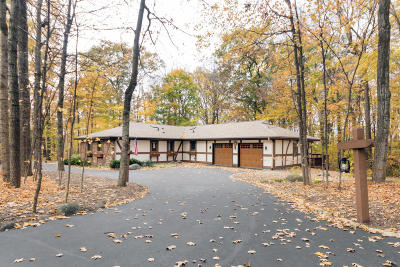 Richfield Single Family Home Active Contingent With Offer: 1753 Whispering Woods Ct