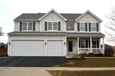 Kenosha Single Family Home Active Contingent With Offer: 8318 65th Pl