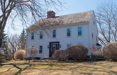 Brookfield Single Family Home Active Contingent With Offer: 1115 Briarcliff Trl