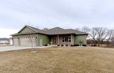 Waterloo Single Family Home Active Contingent With Offer: 1090 Lexington Way