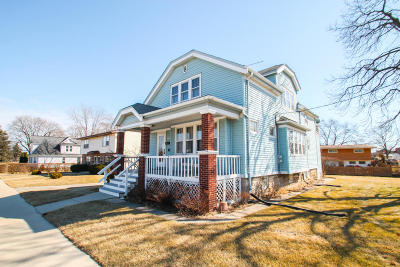 Greenfield Two Family Home For Sale: 7033 W Forest Home Ave
